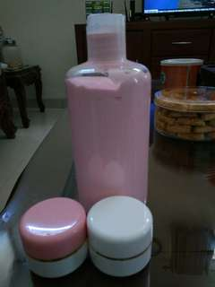 Hand body utk whitening 500ml.. PO ya