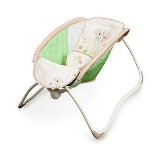 Baby bedtime sleeper (small version of crib)