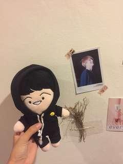 Bts suga doll fansite @rapmoncafe