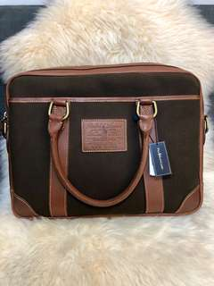 Polo Ralph Lauren Messenger Bag #winsb