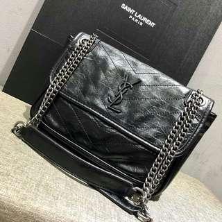 Saint Laurent Niki Chain Bag Black