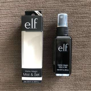 e.l.f. elf Matte Magic Mist & Set Makeup Setting Spray [always instock]
