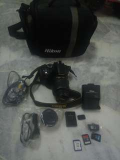 Nikon D3200 (NEGO)