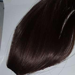 JUAL RUGI CLIP HAIR PONY