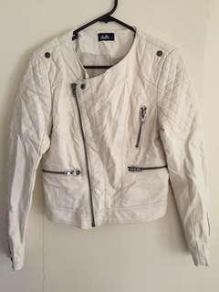 Dotti Faux Leather Jacket