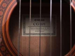 Yamaha CG-101 Classical Guitar