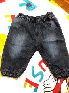 Preloved Baby Jeans