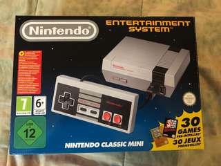 NES CLASSIC mini original