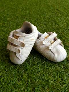 Prewalker baby Authentic Adidas Superstar