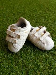 Prewalker baby Authentic Adidas Superstar