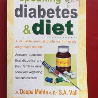 Diabetes & Diet