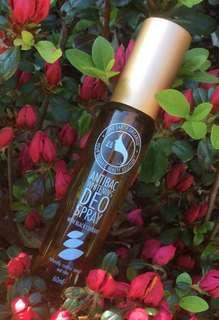 One Earth Organics Whitening Deo Spray