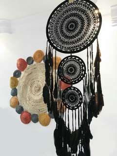 Macrame for wall decor