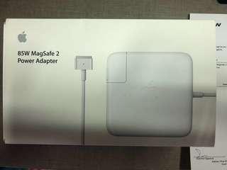 Apple 85W MagSafe 2 Power Adapter Mac機 充電器