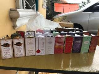 Auth Al rehab roll on perfumes