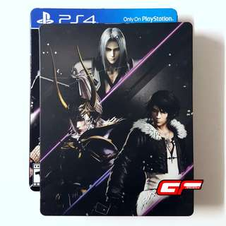 PS4 DISSIDIA FINAL FANTASY NT STEELBOOK EDITION