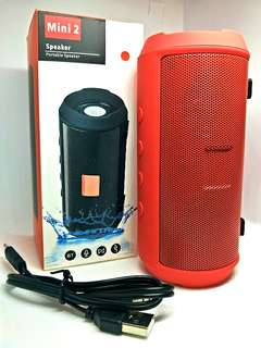 🚚 💰🎈#CarouPay GSS SALE!! BRAND NEW!! BLUETOOTH WIRELESS SPEAKER!! GOOD QUALITY SOUND!! LIMITED RED SPEAKERS INSTOCKS!! HURRY WHILE STOCK LAST!! GRAB BEFORE ITS GONE!! HURRY!!