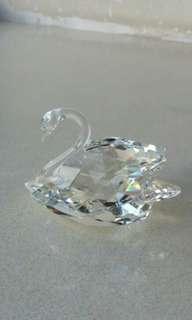 Swarovski 天鹅水晶擺設