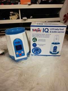 LCD Baby Food & Bottle Warmer