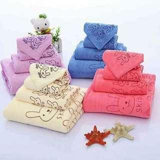 3 in1 Towel