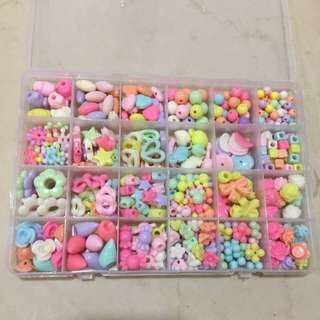 Beads x kids x craft