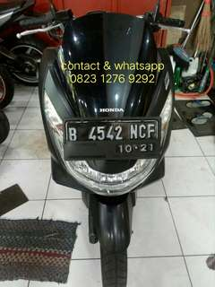 Honda Pcx 150 builtup th 2016 bisa kredit Dp 1.600