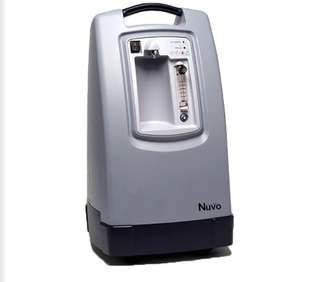Nidek Nuvo 10 0 - 10 LPM Oxygen Concentrator