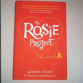 (HC) The Rosie Project by Graeme Simsion