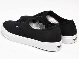 Vans Mono Authentic Black