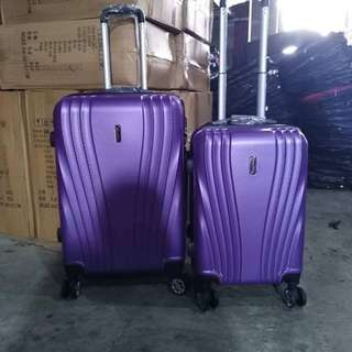 HARD CASE LUGGAE SET (2PCS)