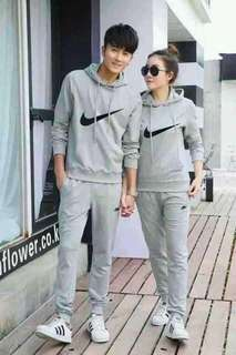 Couple Nike Terno Ser