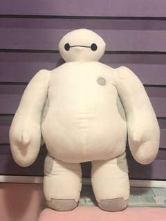 Authentic Disney Baymax Plush/Stuffed Toy; 60 x 50 cm
