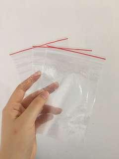 [INSTOCK] Zip Lock Bags