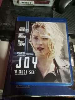 Joy blu ray