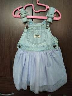 🚚 Oshkosh 吊帶裙