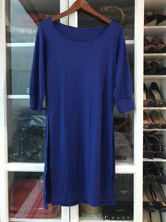 Blue Dress Basic