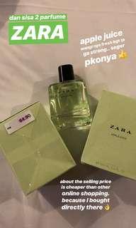 parfume ZARA new!!