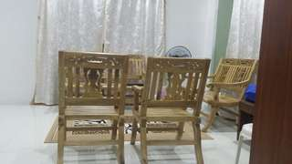 4 pcs wiyh centee table