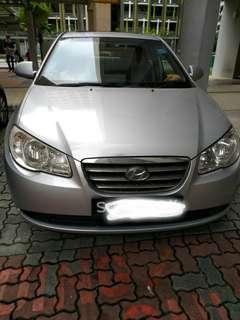 Hyundai Avante 1.6 Auto S Sunroof
