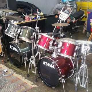 Tama stagestar drumset