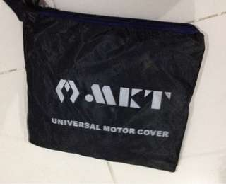 Motor cover and kapote