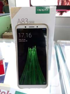 Jumbo Cash back Oppo A83 3GB
