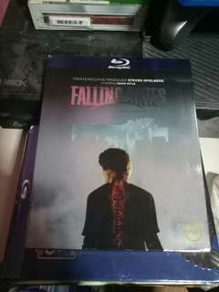 Fallen skies season 1 blu ray