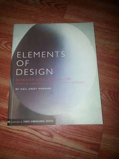 Element of design
