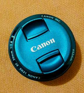 CANON LENS EF 50mm 1:1.8 II PLUS FREE LENS PROTECTOR, REMOTE SHUTTER AND SLIK TRIPOD
