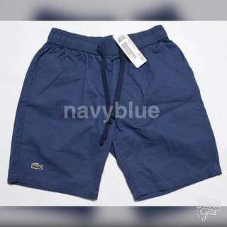 Authentic Lacoste Shorts