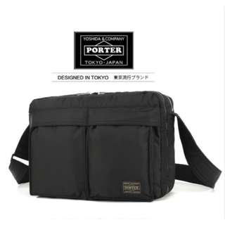 🚚 💥CHEAPEST - Porter Tanker Sling Bag - 3 Sizes - TRAVEL SLING SHOULDER CROSS BODY BAG