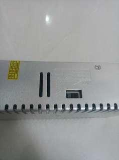 开关电源12v 500w±15%