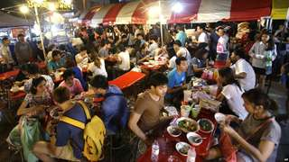 Night Bazaar F&B Stall for Rent