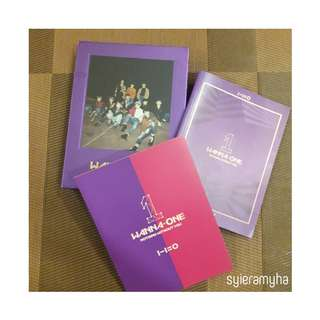 [SALE] Wanna One - Nothing Without You album